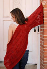 Load image into Gallery viewer, Punto Shawl Pattern