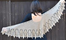 Load image into Gallery viewer, Quilla Shawl Pattern