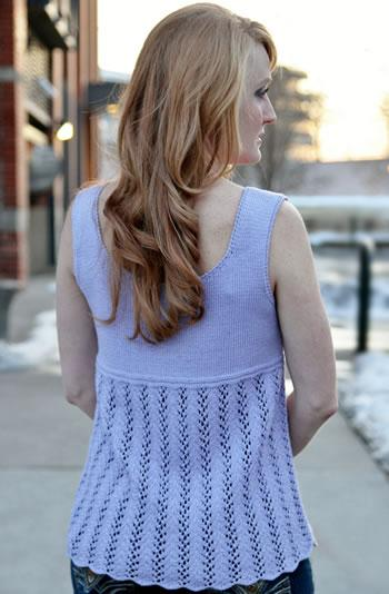 Summer Breeze Tank Top Pattern