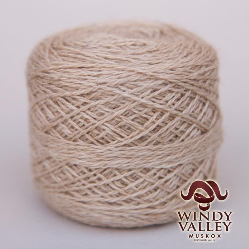 Guanaco Blend: Guanaco, Merino and Silk Yarn