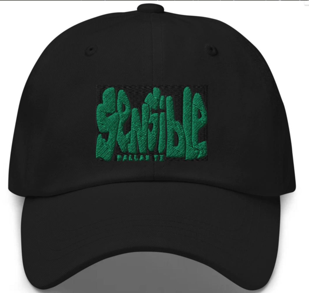 Sensible Records Dad Hat
