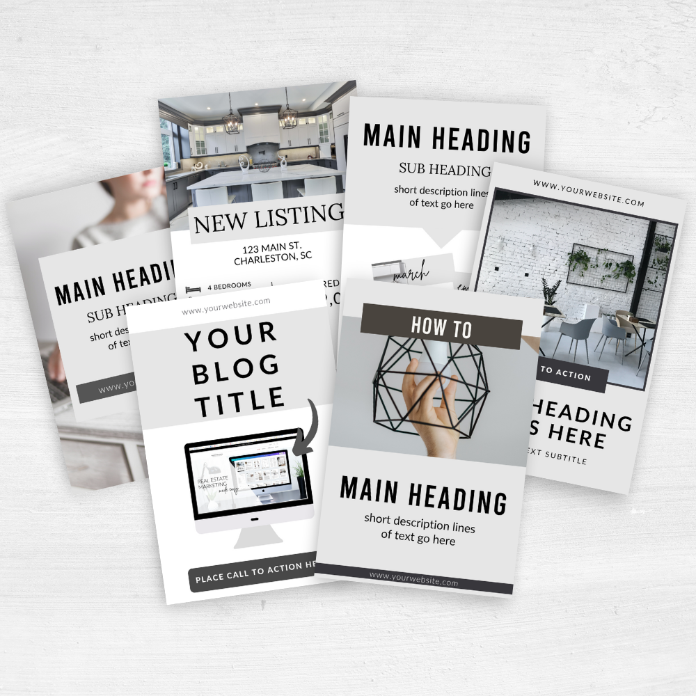 Real Estate Freebie for Bloggers real estate bloggers