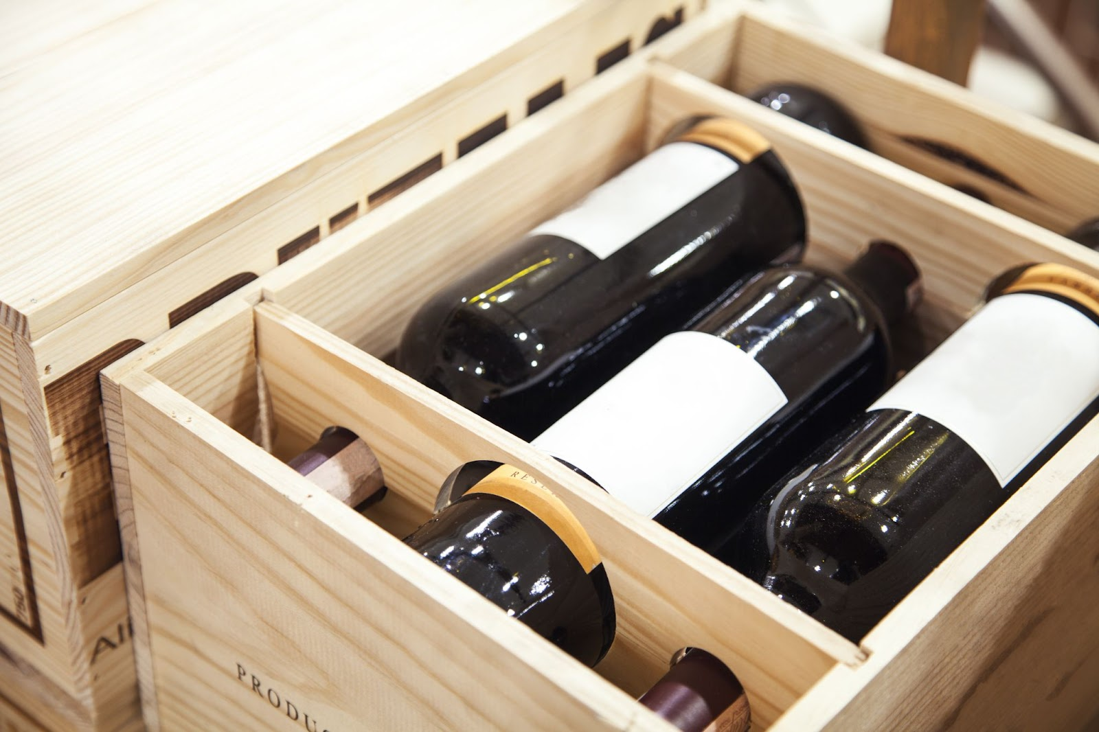 Case of Wine Best Closing Gifts