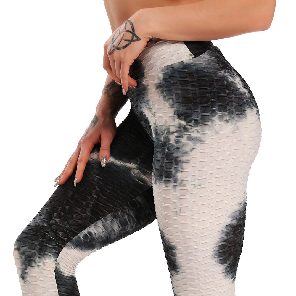 Legging Fantaisie Black&White