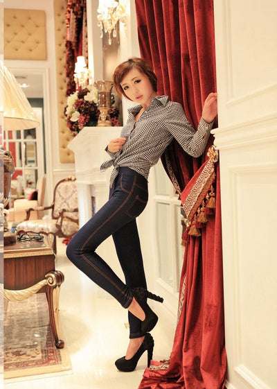 Jegging Chic