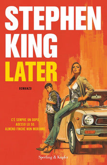 Stephen King - LATER