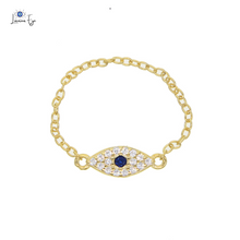 "Load image into Gallery viewer, <img src=""ring.png"" alt=""evil eye ring 18k gold plated cubic zircon 925 sterling silver"">"