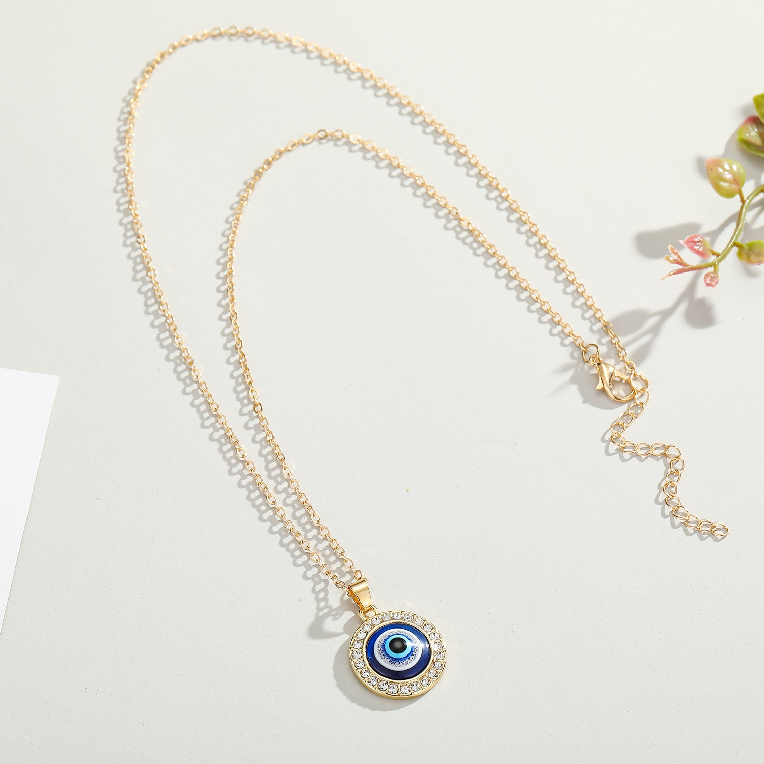 "<img src=""necklace.png"" alt=""evil eye necklace 18k gold plated nickel free lead free"">"