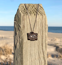 Load image into Gallery viewer, Beach Badge Necklace