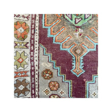 Load image into Gallery viewer, Vintage Turkish Rug - Rayah