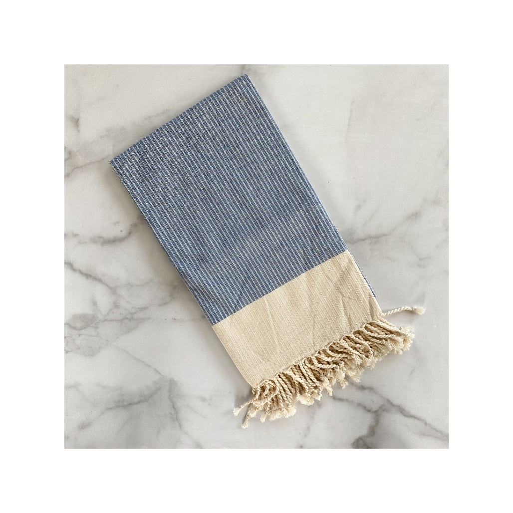 Turkish Bath Towel - Stripe