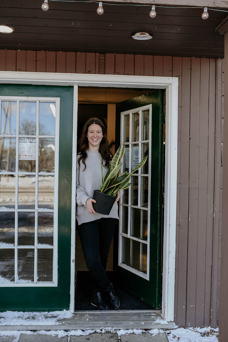 Meet Dana, owner of West Wind Florist & Greenhouse in Moosomin Saskatchewan