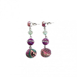 Etro accessories Earring Coated Boules