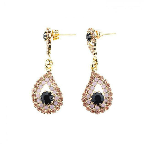 Etro accessories Earring with Strass Paisley