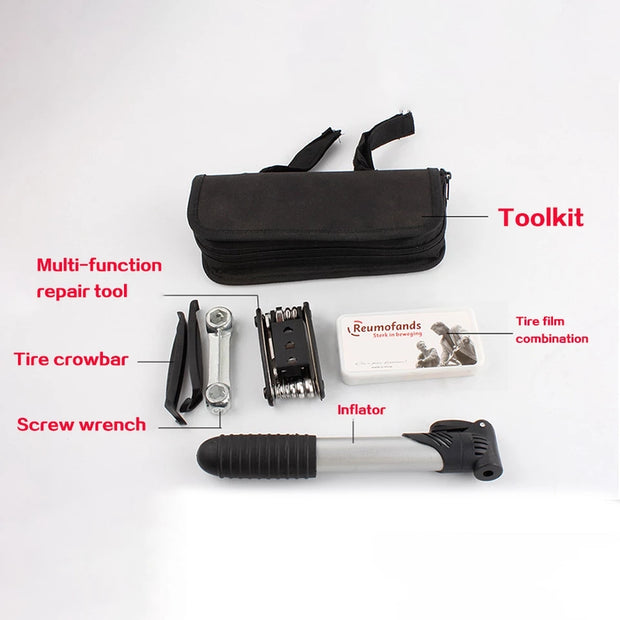 Bicycle Tool Bag Multi-function
