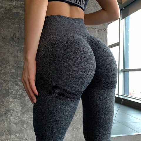 Gym Yoga Seamless Pants