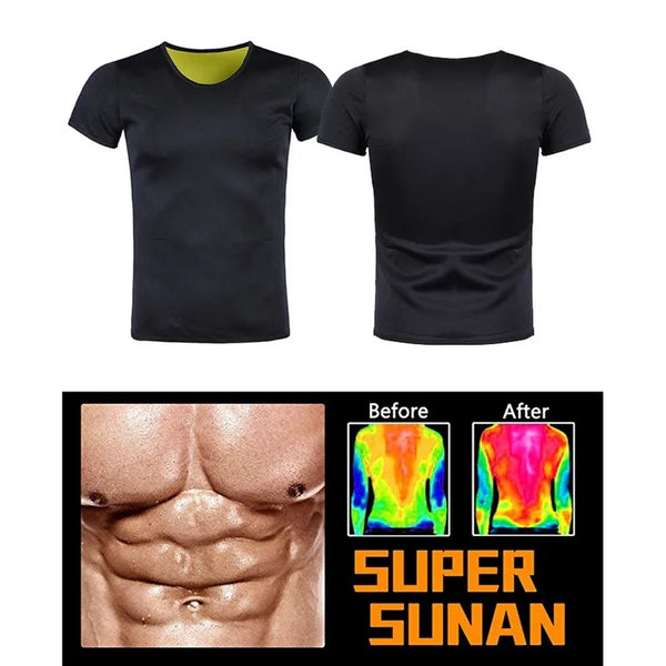 Men's Thermal Body  T Shirt