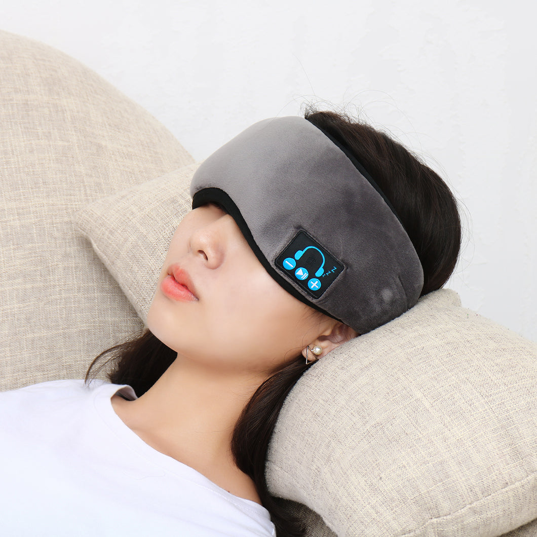 Sleep Eye Mask Music Headset Bluetooth 5