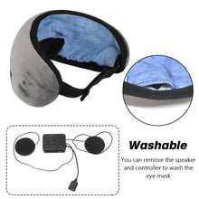 Load image into Gallery viewer, Sleep Eye Mask Music Headset Bluetooth 5