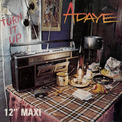 ADAYE - Turn It Up (12