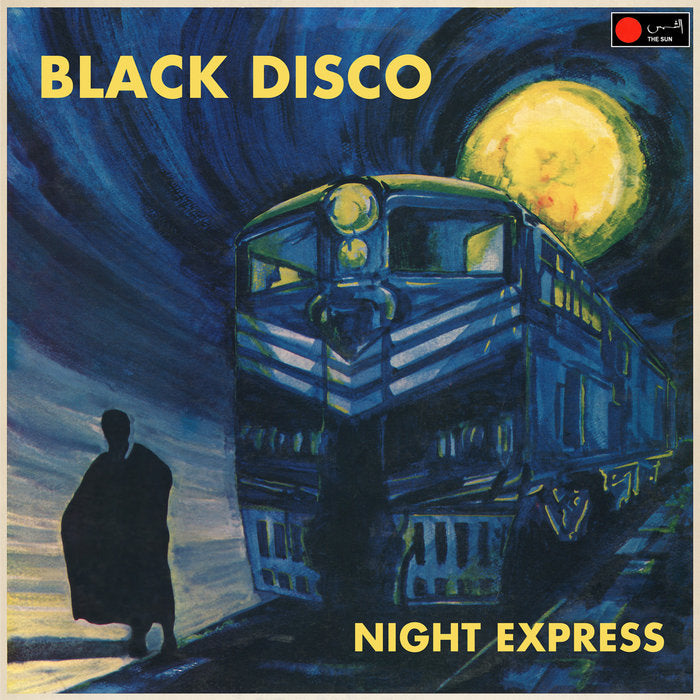 Black Disco - Night Express (LP)