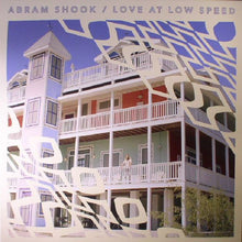Load image into Gallery viewer, Abram Shook - Love at Low Speed (Blue Vinyl LP)