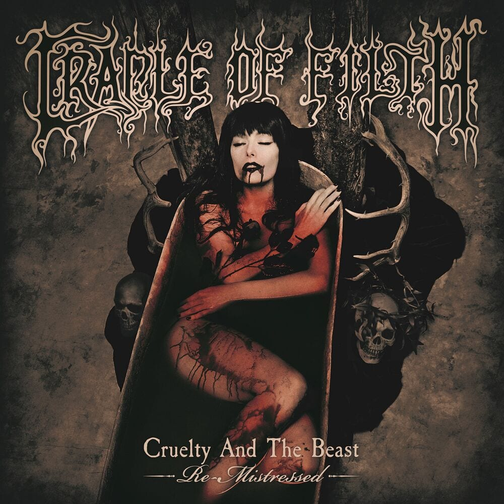 CRADLE OF FILTH - CRUELTY AND THE BEAST (RE-MISTRESSED 2LP)