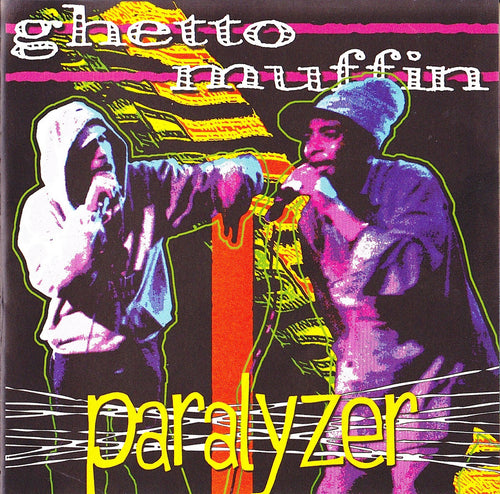 Ghetto Muffin - Paralyzer (Cassette Tape)