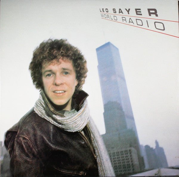 Leo Sayer - World Radio (LP Vinyl) nm