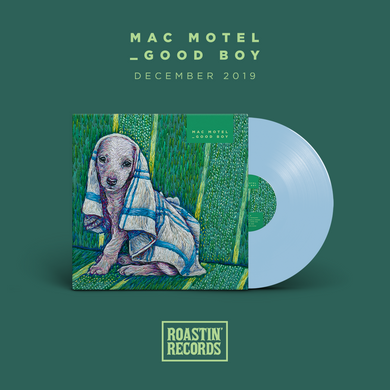 MAC MOTEL - Good Boy (Colour / 180 Gram Black Vinyl)