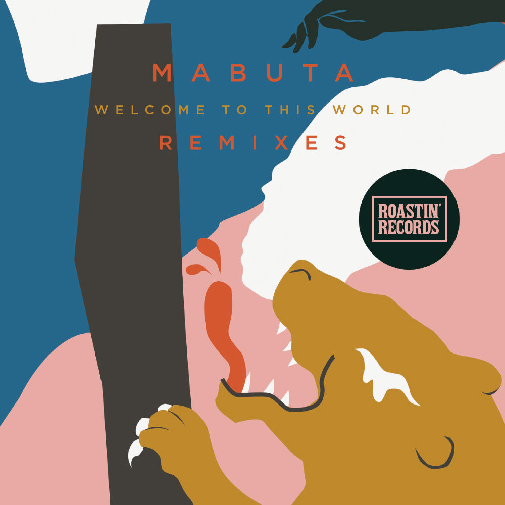 MABUTA - Welcome To This Word - REMIXES (180g 12