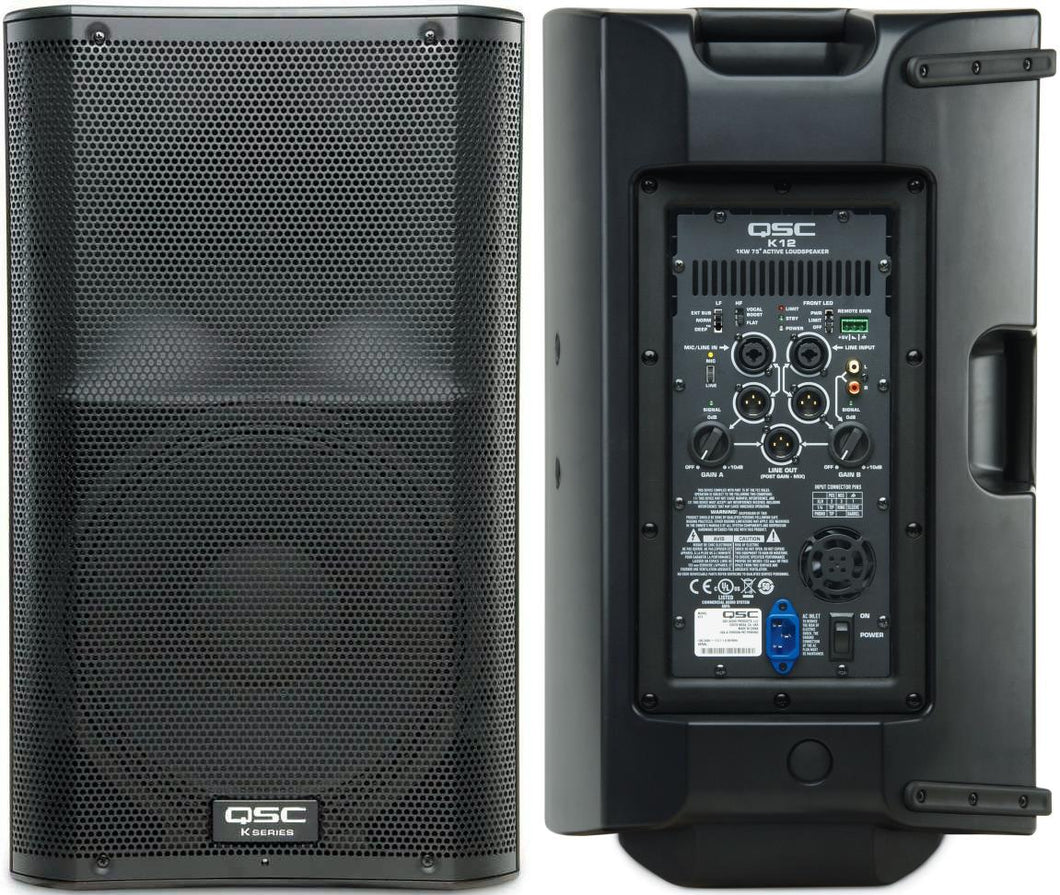 SOUND HIRE for Events - QSC Proffesional PA Systems