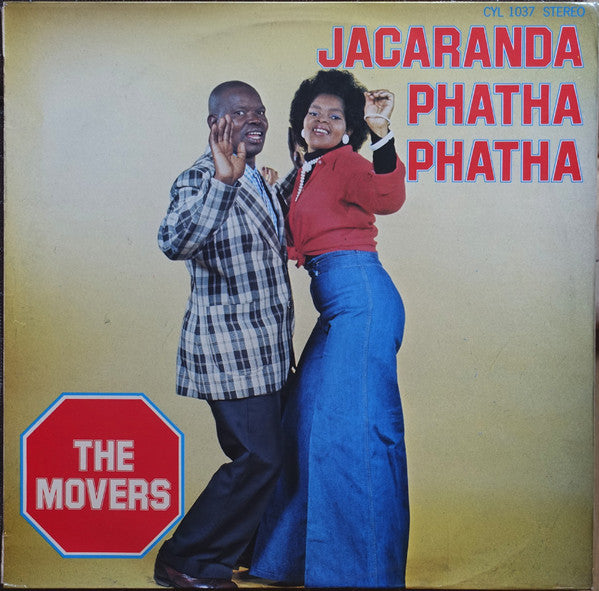 The Movers ‎– Jacaranda Phata Phata