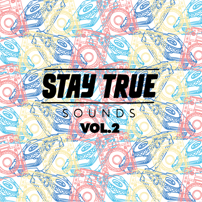 STAY TRUE SOUNDS VOL. 2 (2LP Vinyl)