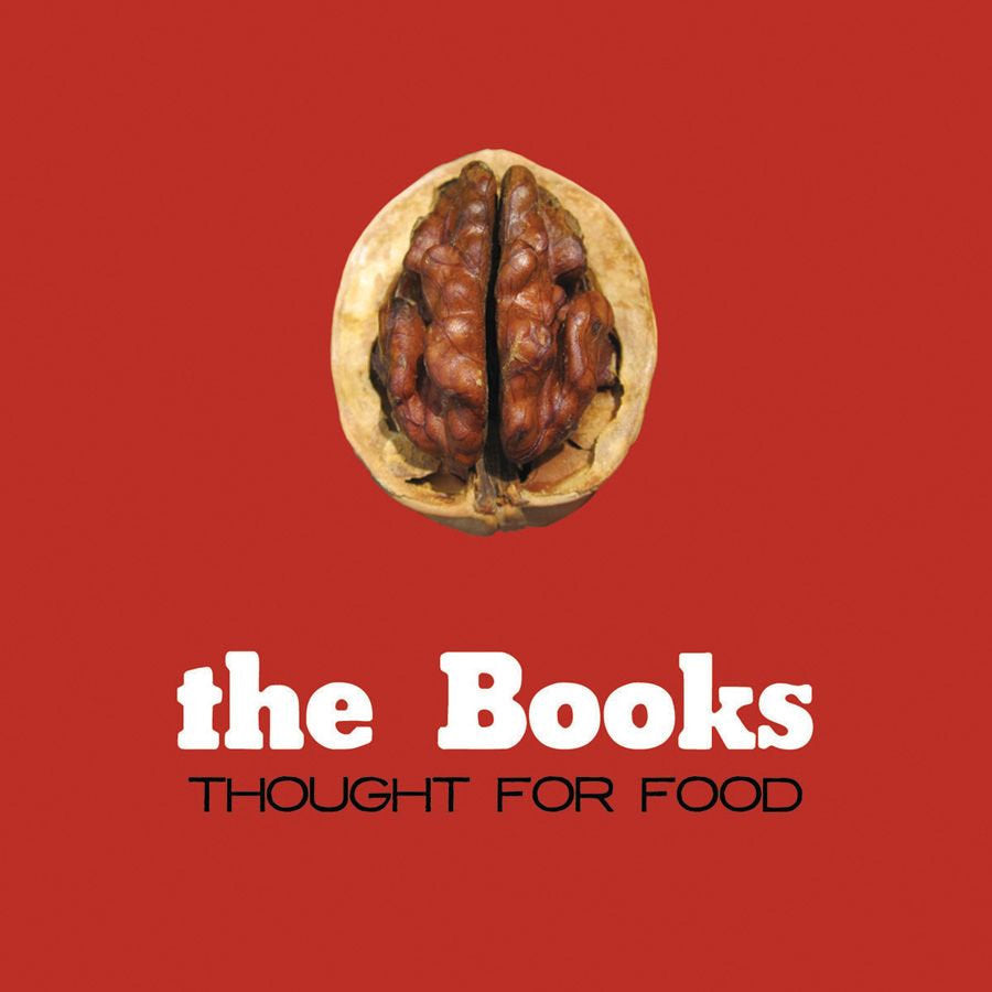 The Books 'Thought for Food' LP