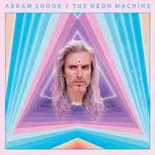 Load image into Gallery viewer, Abram Shook - The Neon Machine (LP Neon Purple)