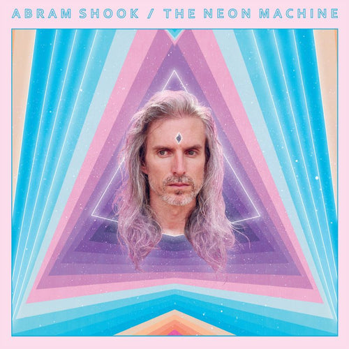 Abram Shook - The Neon Machine (LP Neon Purple)