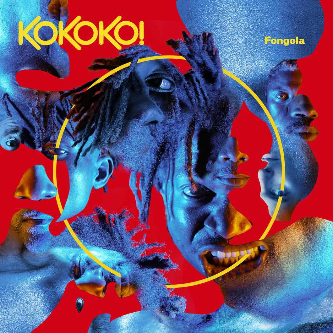 KOKOKO! - Fongola (LP RED Vinyl)