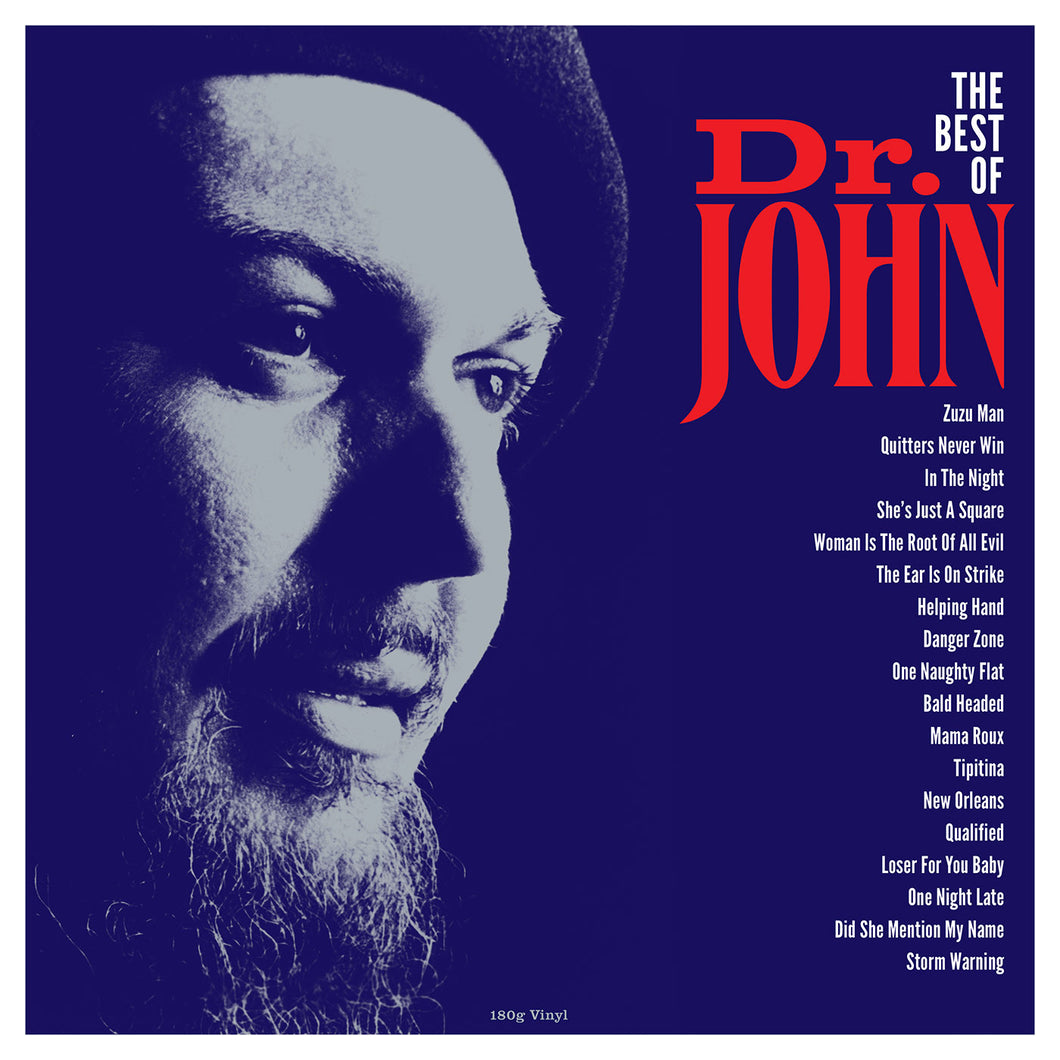 DR.JOHN - THE BEST OF (180Gram Vinyl)