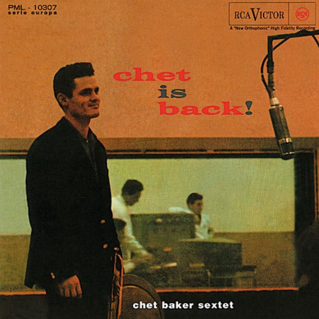 Chet Baker Sextet - Chet Is Back! (LP) 180G