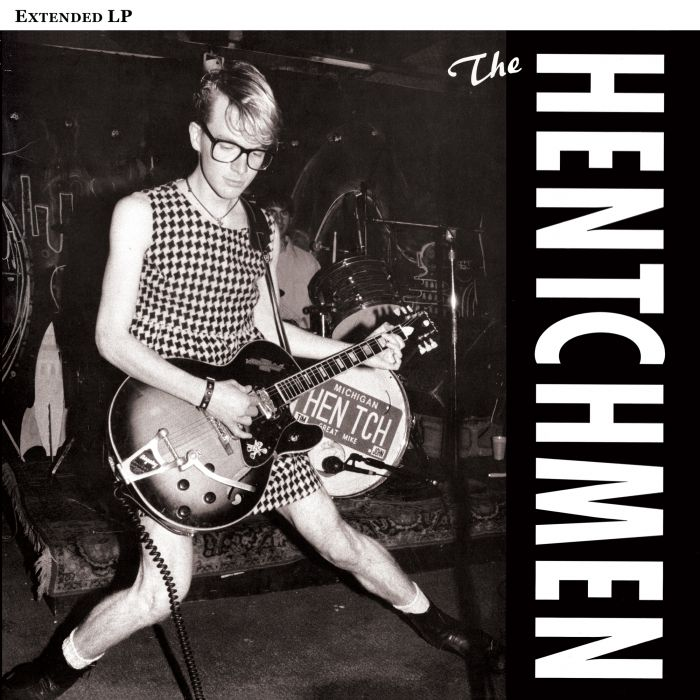 THE HENTCHMEN - Hentch-Forth (LP)