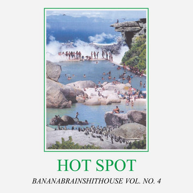 BANANA BRAINS - Hot Spot (Cassette + Digital Download)