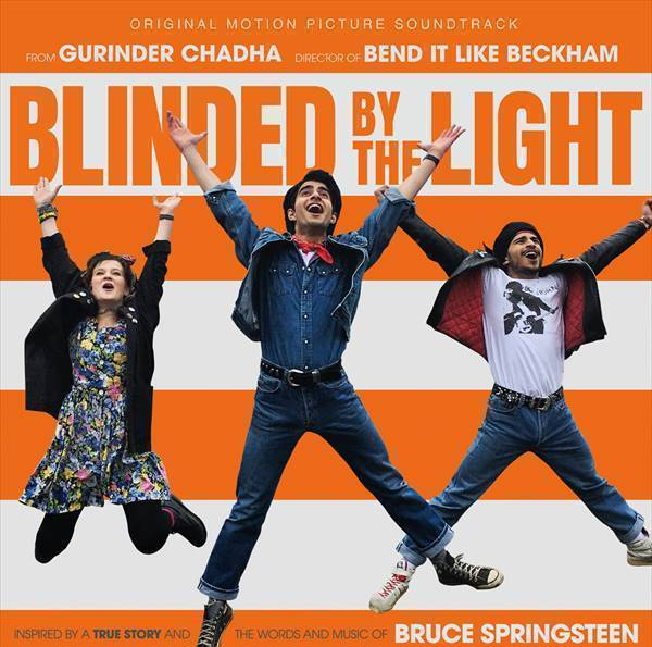 BRUCE SPRINGSTEEN - Blinded By The Light: Original Motion Picture Soundtrack (2LP)