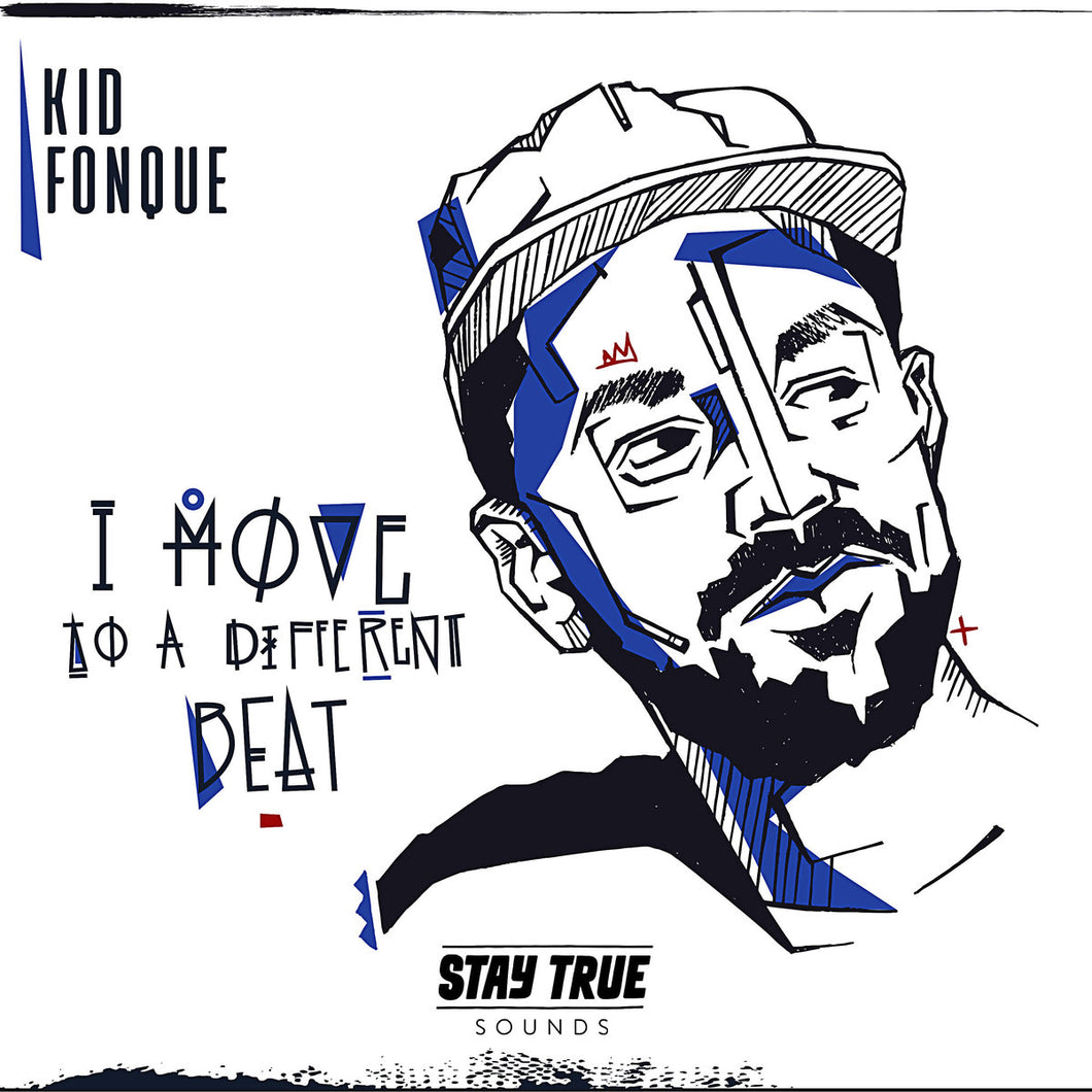 Kid Fonque - I Move To A Different Beat (2LP)
