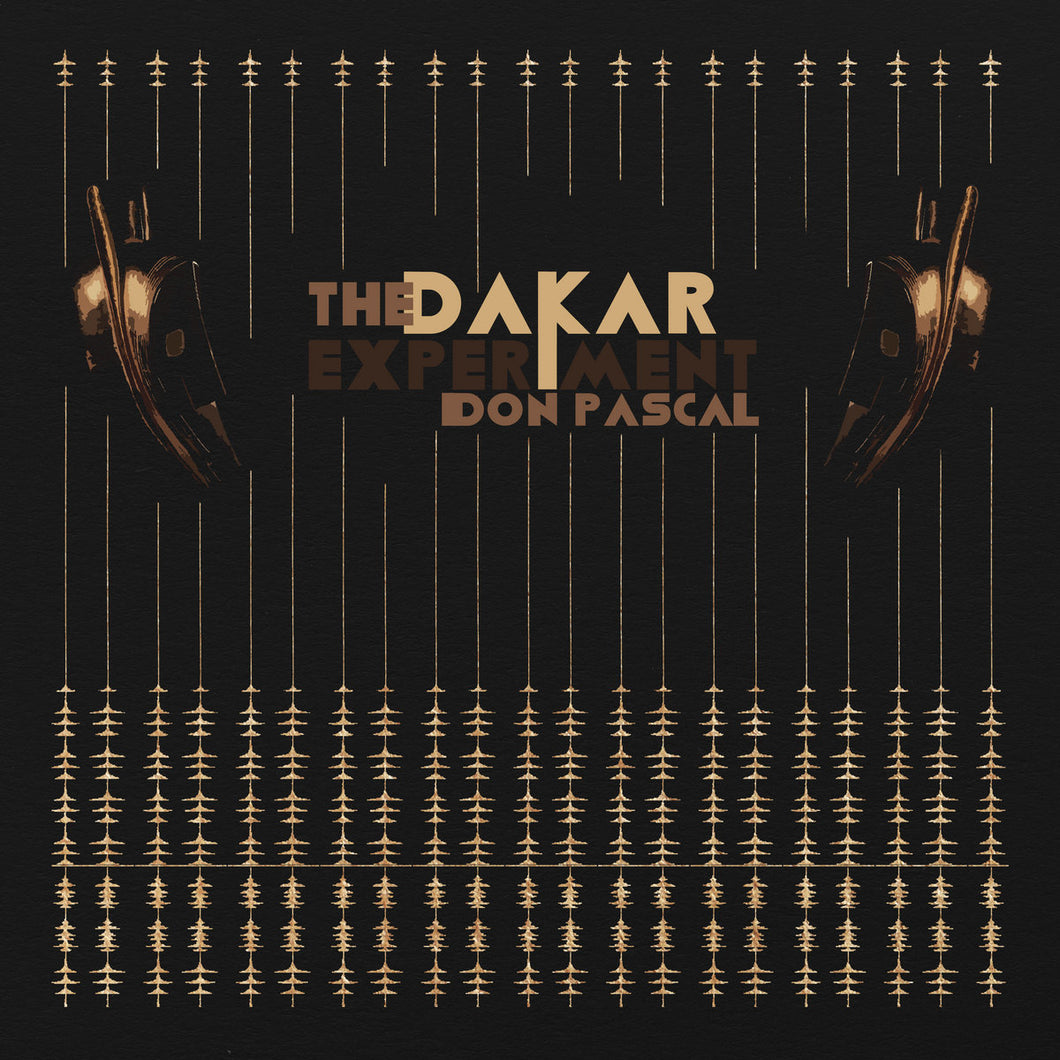 Don Pascal - The Dakar Experiment (LP)