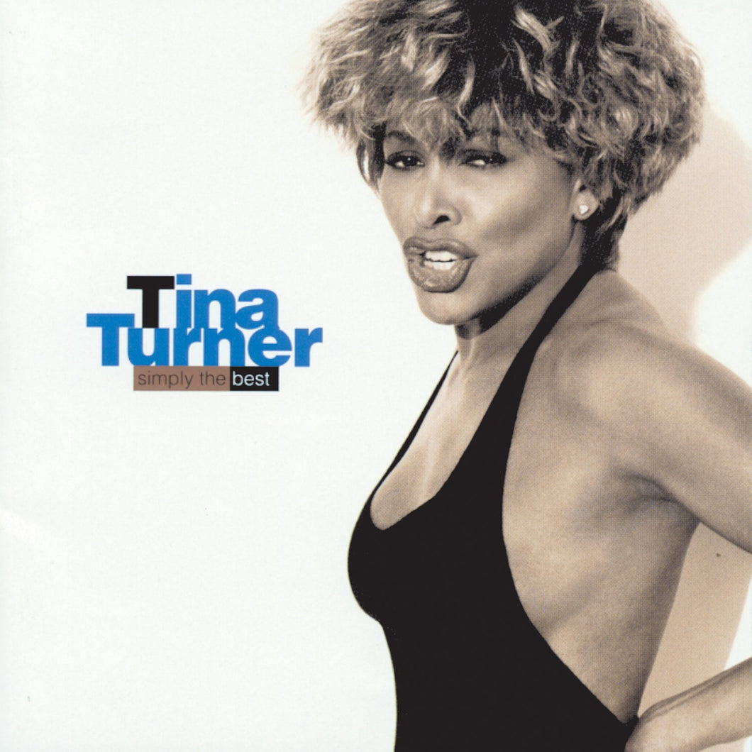 Tina Turner - Simply the Best (2LP Vinyl)