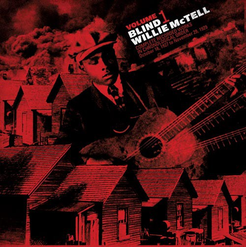Blind Willie McTell - The Complete Recorded Works in Chronological Order Volume 3 (LP)