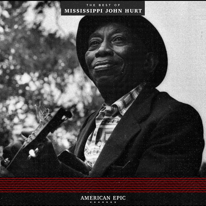 American Epic: The Best of Mississippi John Hurt (LP)