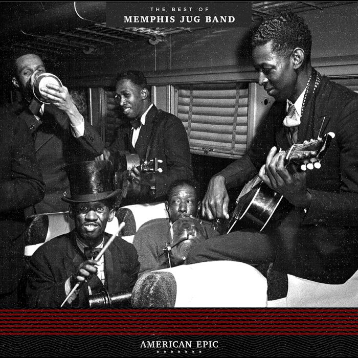 American Epic: The Best of Memphis Jug Band (LP)