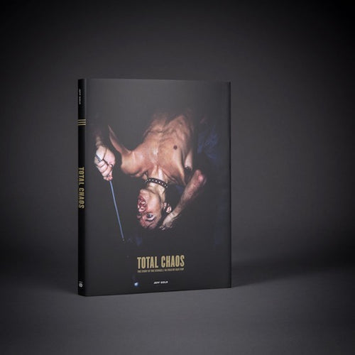 TOTAL CHAOS: The Story of the Stooges / As Told by Iggy Pop (Book)